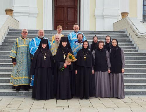 Праздник Казанской иконы Божией Матери. Годовщина открытия монастыря